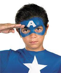 captain america makeup | Captain America Makeup Kit