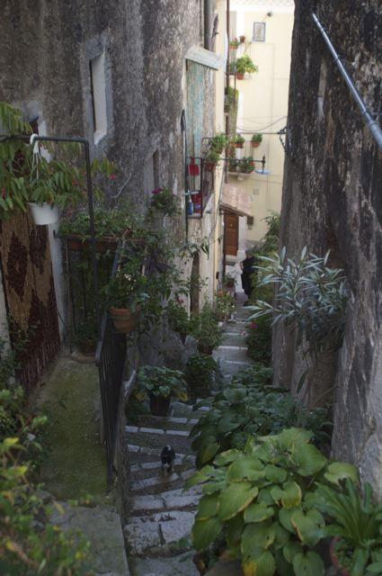 Pacentro ! Province of L'aquila , Abruzzo region Italy