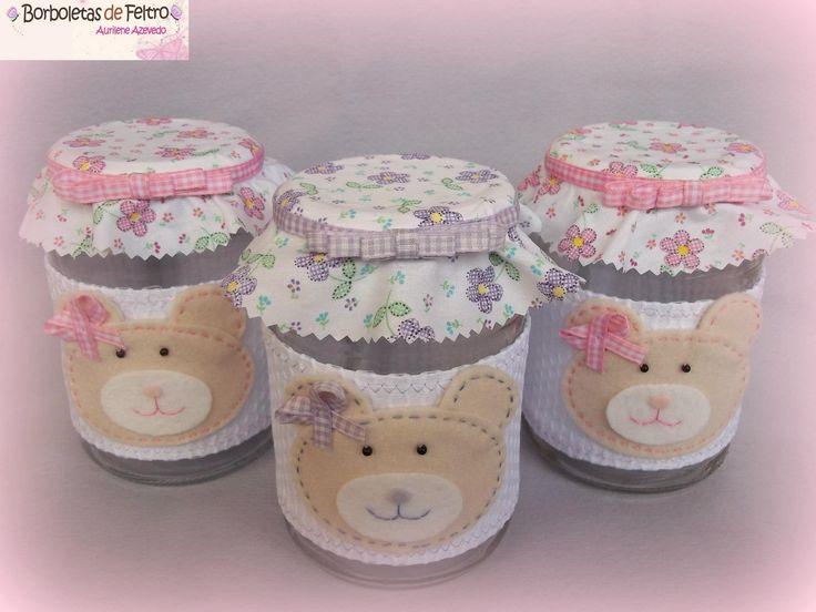 8 best frascos decorados images on pinterest mason - Diy frascos decorados ...