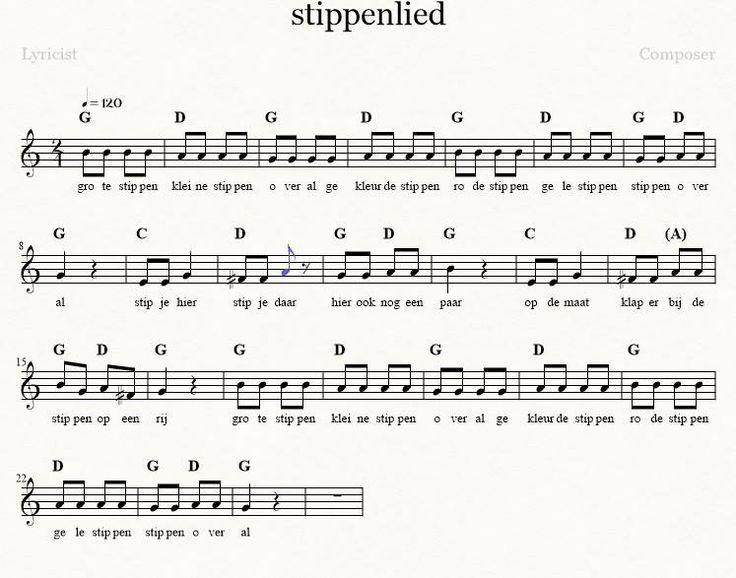 stippenlied