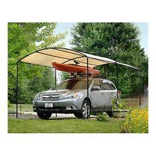Outdoor Monarc Canopy Carport Boat Shelter Heavy Duty Garage Waterproof Tent