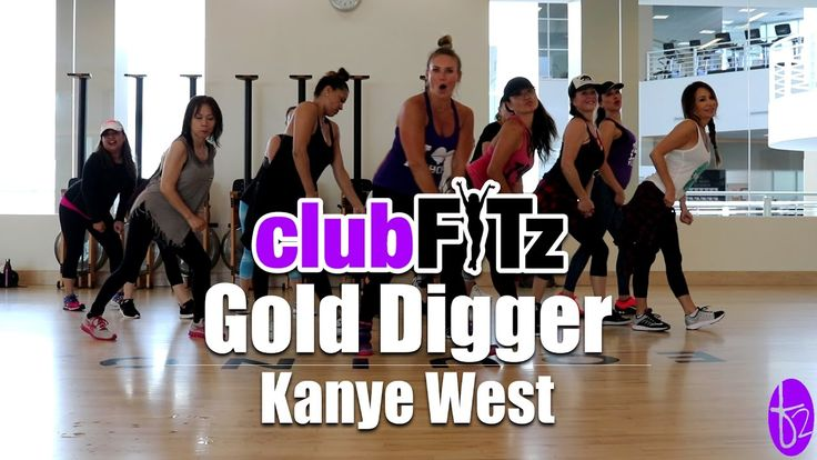 Gold Digger by Kanye West | Club FITz Fitness Choreo by Lauren Fitz