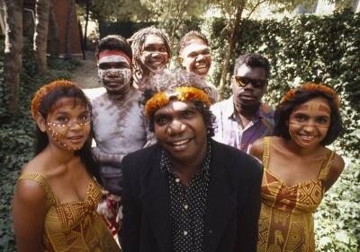 A great Australian, gone too soon. Rest peacefully, Mandawuy Yunupingu, leader, educator, and legendary musician. (1956-2013)