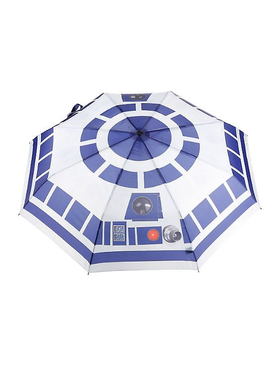 Star Wars R2-D2 Character Compact Umbrella,i need this is much:(