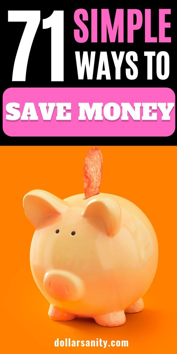 71 ways to save money description: Are you looking for some simple and easy ways… – Money Saving Tips