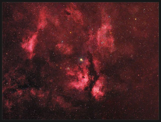 Scorpios Supernova Remnants - Pics about space