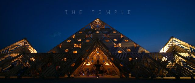 The Temple (Filmed at Burning Man). www.twitter.com/Already_Alive   Now that many in our society have moved beyond traditional religion, how...
