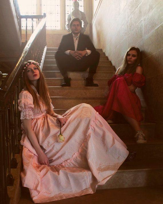 Vintage Victoriaanse bruiloft jurk GUNNE SAX door HarlowGirls