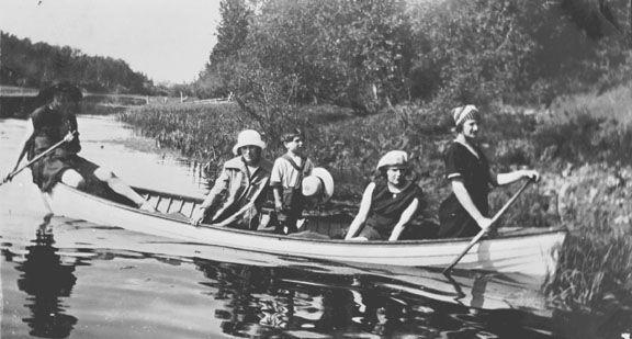Some History on the Sturgeon River that Runs through St. Albert.