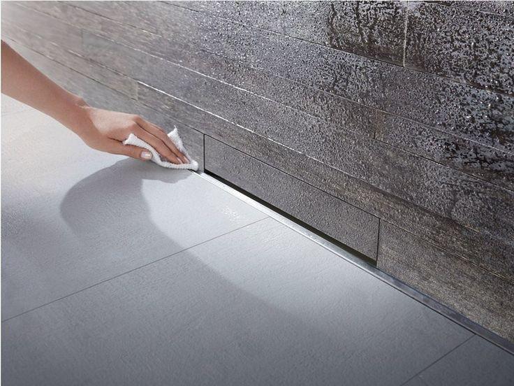 Scarico per doccia Sifone a parete per docce by Geberit Italia
