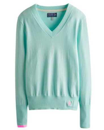 Joules Tatum V-Neck Sweater