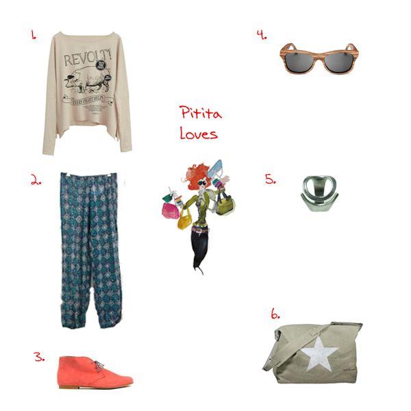 PITITA LOVES - El blog de Pitita #moda #outfit #look