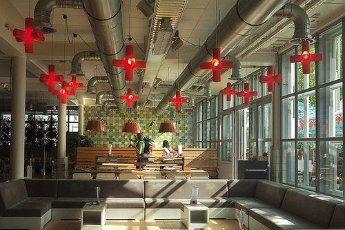 Verkadefabriek - vtwonen  #restaurant #theather #hotspot