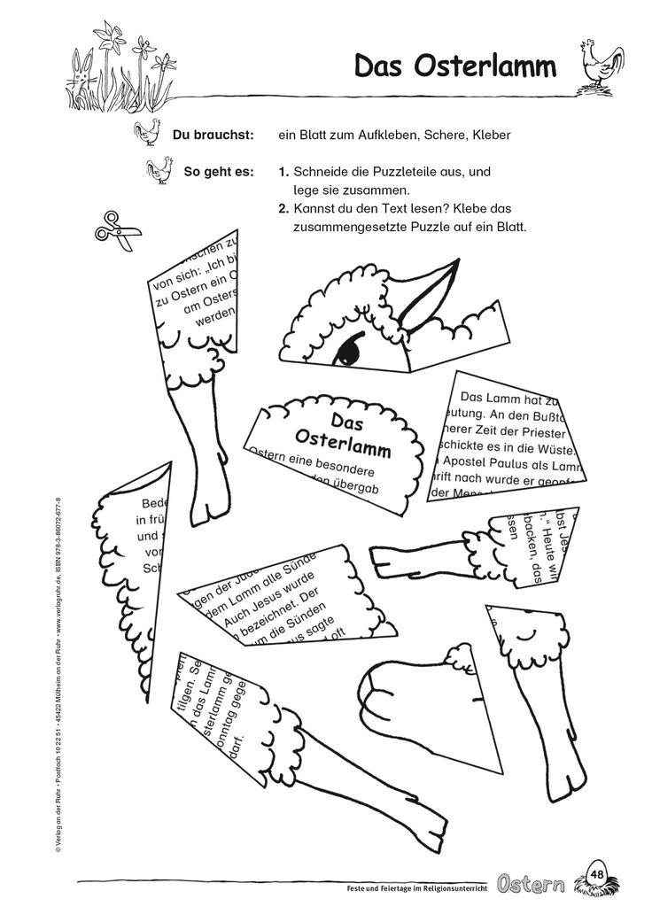 Atemberaubend Karwoche Arbeitsblatt Zeitgenössisch - Arbeitsblätter ...