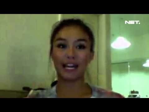 "Entertainment News - Skype with AgnezMo new Project ""Video Clip Walk wit..."
