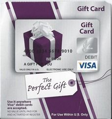 Best options for buying Visa and MasterCard gift cards