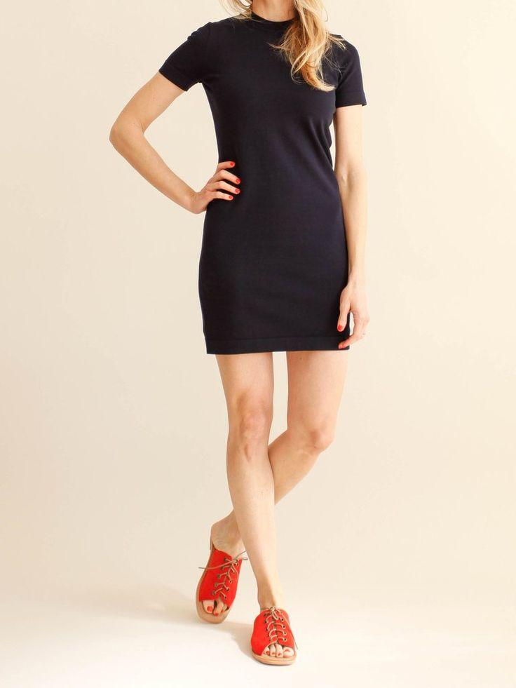 DEMYLEE - Maxton Dress - Navy