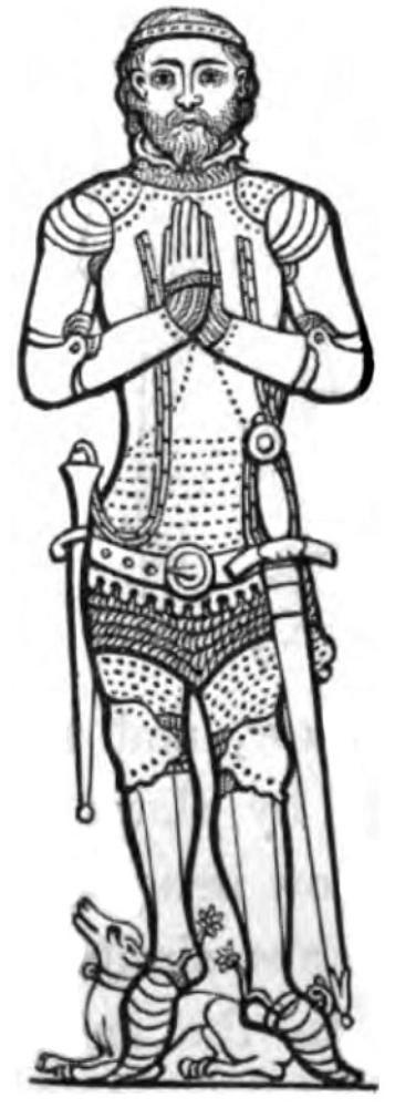 Ralph de Knevynton (1370)