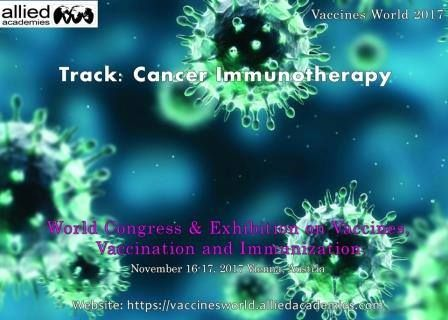 Cancer Immunotherapy  Researchers are trying to develop #vaccines to fight against #cancer for past decades, but this has proven to be harder than was first thought. The #cancer cells natural defense suppresses the#immune system of the host and grows rapidly within their population.