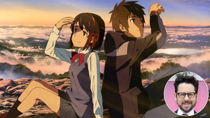 """Anime japonês """"Your Name"""" ganhará versão live-action com produção de J.J. Abrams e Lindsey Weber #Cinema, #Filme, #Lanamento, #Mundo, #Noticias, #Sucesso, #Youtube http://popzone.tv/2017/09/anime-japones-your-name-ganhara-versao-live-action-com-producao-de-j-j-abrams-e-lindsey-weber.html"""
