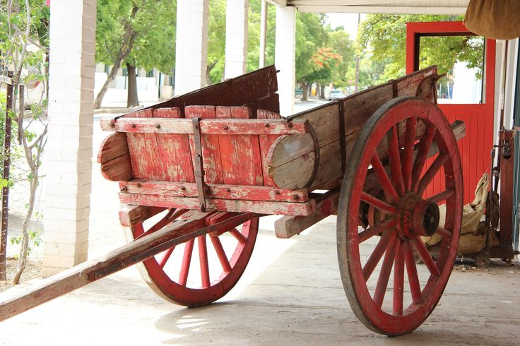Traditional Old Ox Wagon by Charissa Lotter (de Scande) by Charissa Lotter (de Scande) on 500px