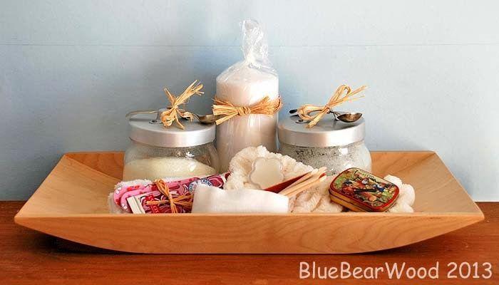 Homemade Pamper Hamper (Beauty Hamper) - Gift basket