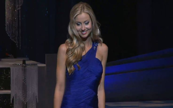 Miss Illinois USA 2015 Evening Gown: HIT or MISS? http://thepageantplanet.com/miss-illinois-usa-2015-evening-gown/