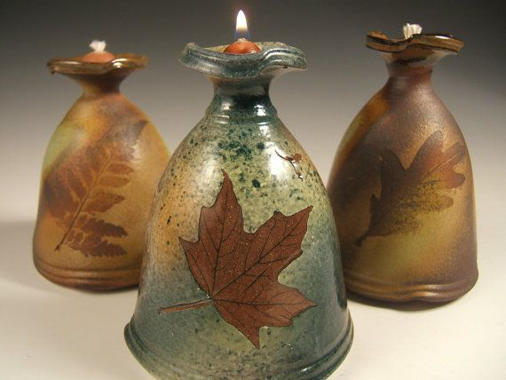 Handmade Ceramic Oil Lamps : Best images about candle holders on pinterest ceramics