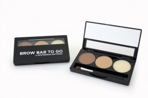 """Brow Bar To Go by Whitening Lightening - """"I started using a drug store quality brow pencil, but it always seemed to wear off half way through the day, especially if it was hot. I've found a product that works so much better for me now, Brow Bar To Go by Whitening Lightning""""."""