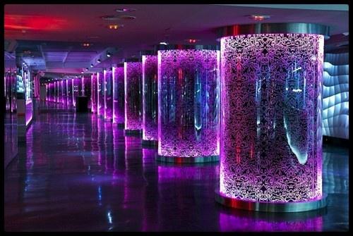 purple night club