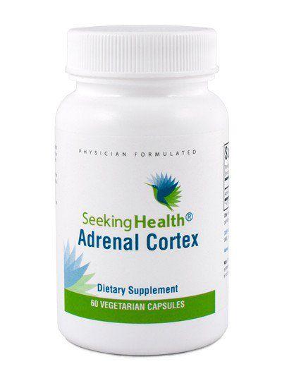 Adrenal Cortex - Glandular Health - Stress & Endocrine - Targeted Support