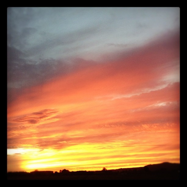 "@mauroparolo's photo: ""#just #another #sunset #red #sky"""
