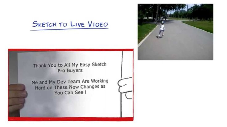 Easy Sketch Pro 2.0 White Board Animation Software Update - http://easysketchanimation.com - Discover how you can access this Easy Sketch Pro best animation software, together with three other Internet Marketing and Traffic Getting resources, for FREE!