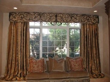 Top Treatments - eclectic - window treatments - other metro - Installations Etc.