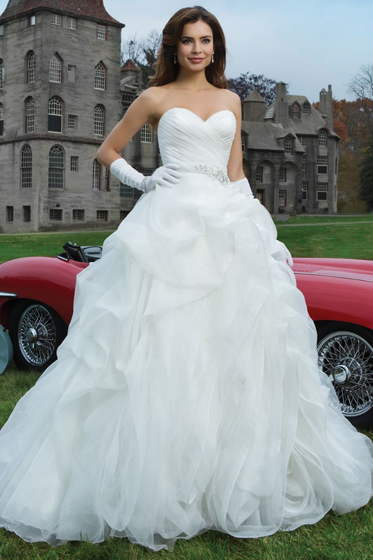 23 best Justin Alexander Wedding Dresses images on Pinterest ...