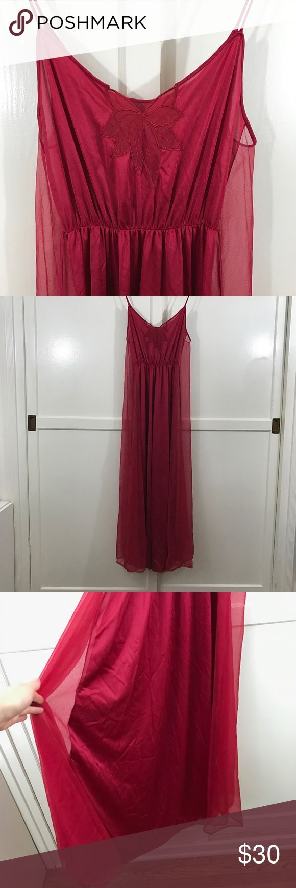 Red summer dress song just breathe