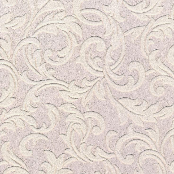 Best B Q Paste The Paper Scroll Vinyl White Wallpaper Departments Diy At B Q Papel Decorativo 400 x 300