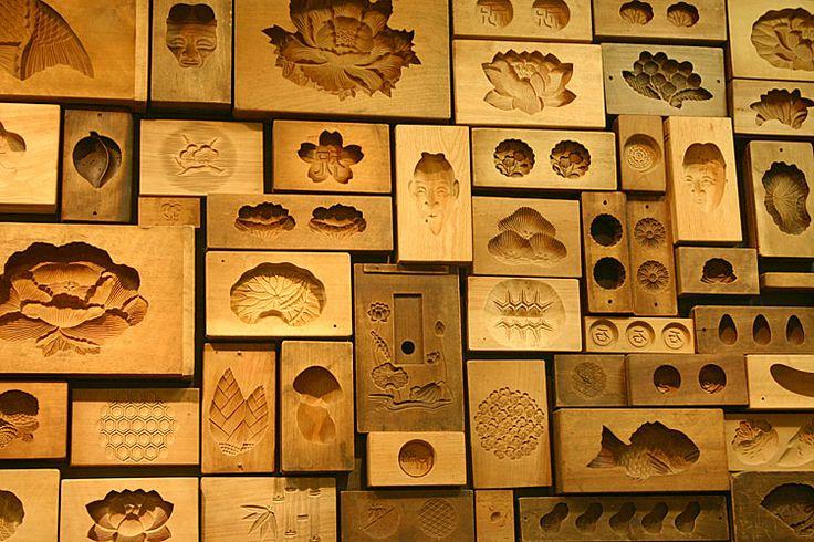 Japanese sugar molds