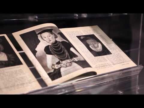 香奈兒北京展覽《法國設計先鋒與藝術大師們的對話 》part1 - YouTube
