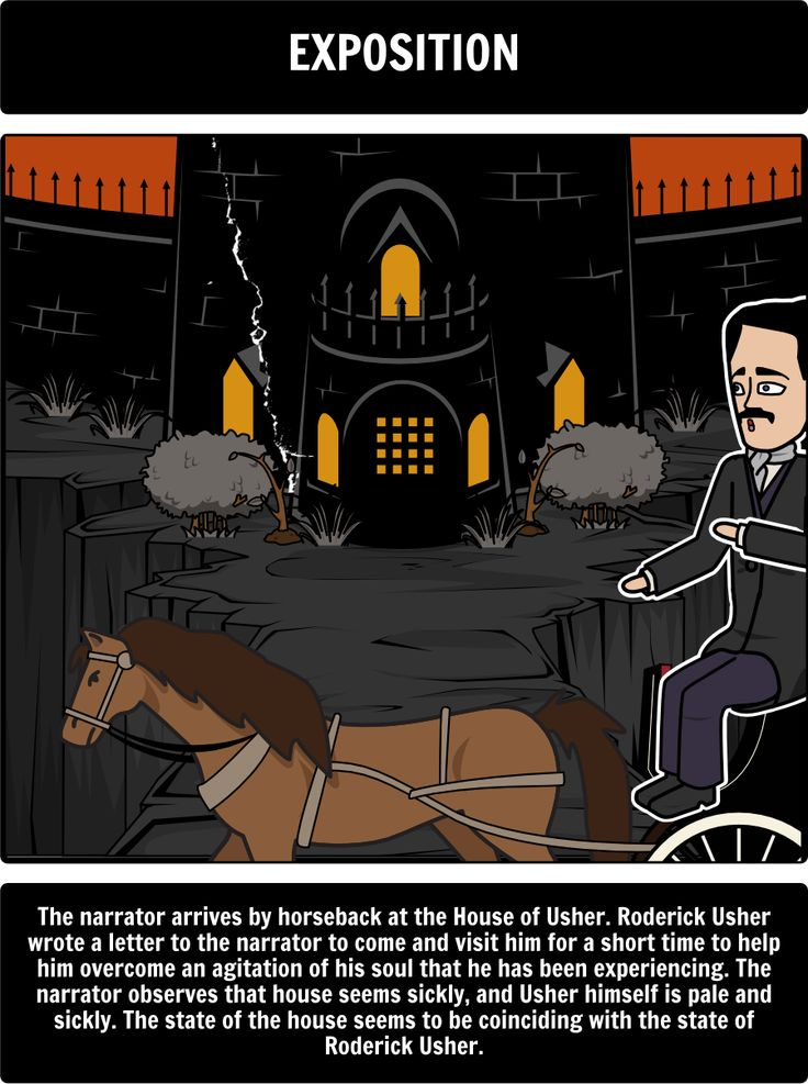 the use of edgar allan poes own criteria in the the fall of the house of usher Dark tales: edgar allan poe's the fall of the house of usher collector's edition for ipad edgar allen poe games i own all of them and have played them more.