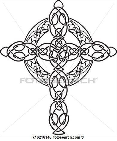 croci celtiche disegni - Cerca con Google
