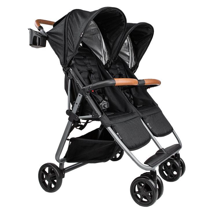 The Twin+ (XL2) Best double stroller, Travel stroller