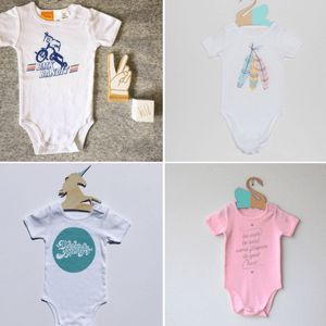For the boho babes & free spirited hippies. Baby & Kids rompers and tees