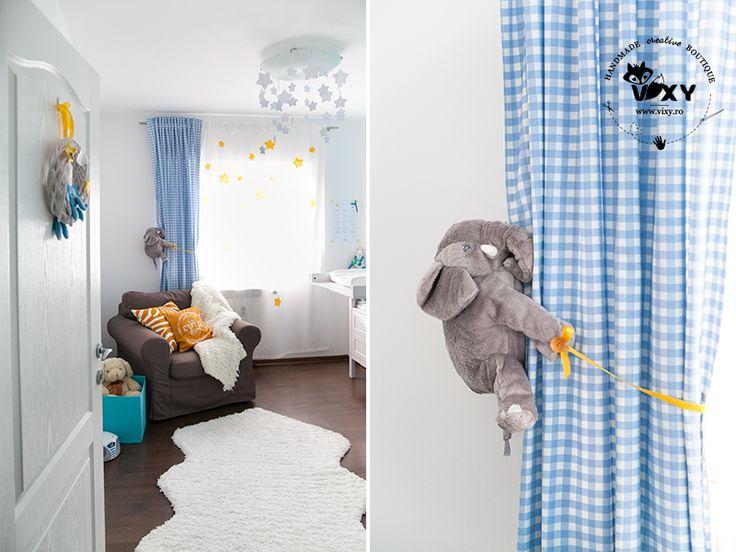Vixy: Proiect: camera bebelusului (ep. 1)