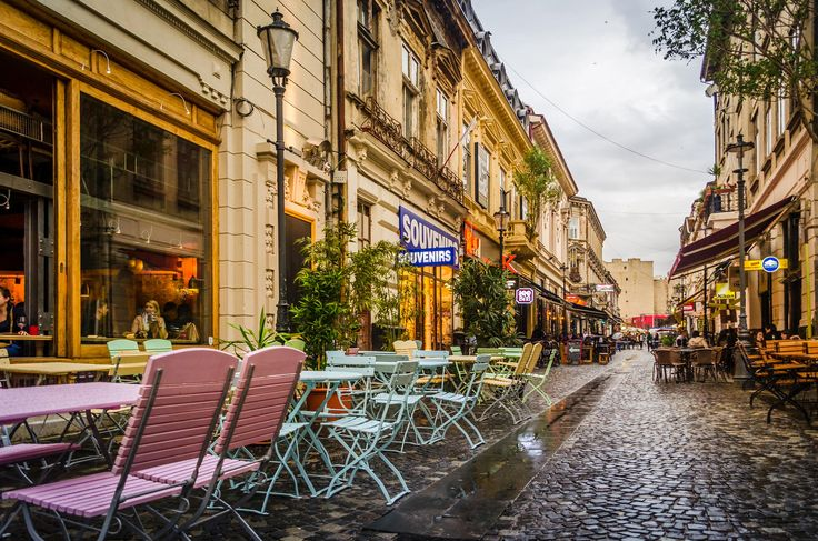 Bucharest, Old Center by Moles Adrian on 500px