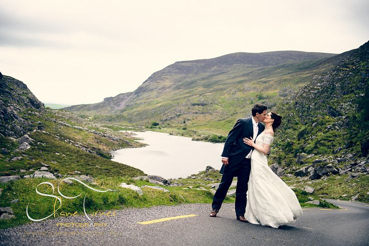 Couple getting married at The Muckross Park Hotel