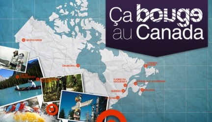 TV5 - Ca bouge au Canada site Web éducatif Regardez la série télévisée et faites les exercices proposés:  http://francolab.tv5.ca/projets/200/Maudits-Francais?unite=505214f1686c8