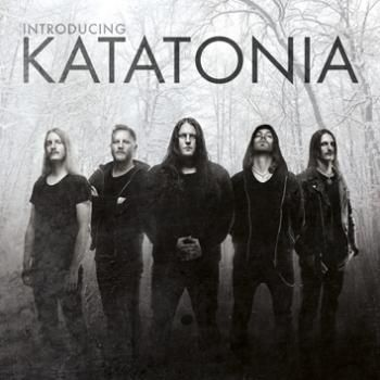 "L'album dei #Katatonia intitolato ""Introducing Katatonia"" su doppio CD."