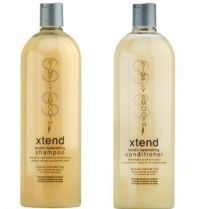 Simply Smooth Xtend Keratin Replenishing Shampoo and Conditioner #haircareafterkeratintreatment,