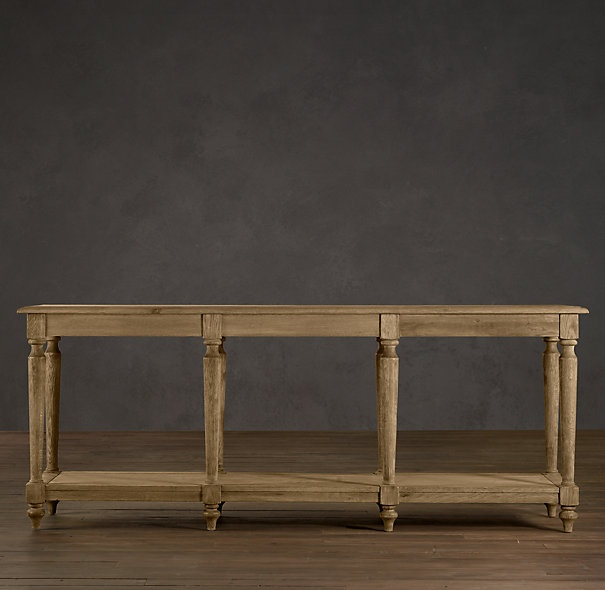 Foyer Table Restoration Hardware : Images about copy cat on pinterest louis xvi